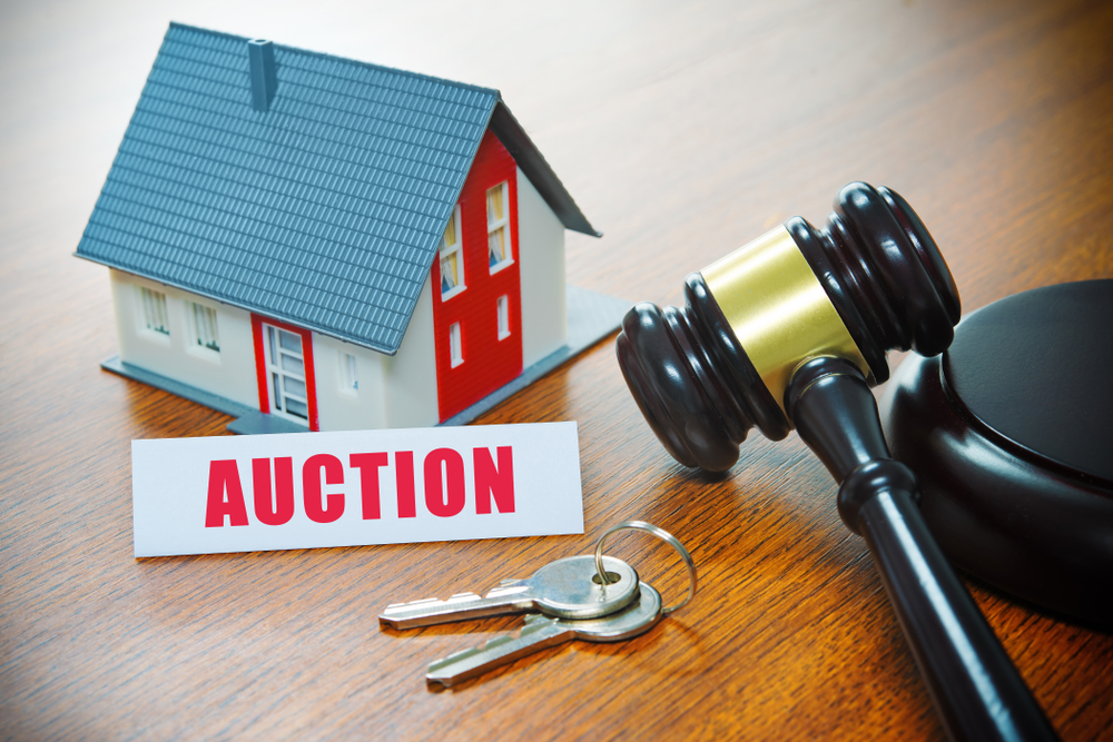 Three things Home buyers should know before raising hand at the Auction