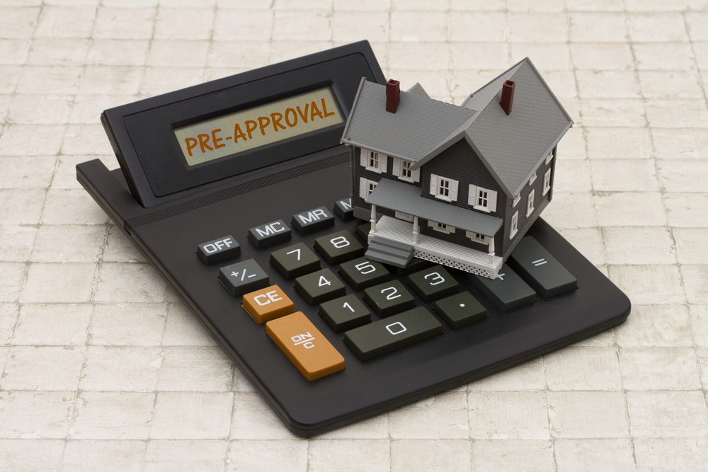 Home Loan pre-approval. Four simple steps
